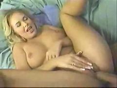Amateur blonde does porn audition
