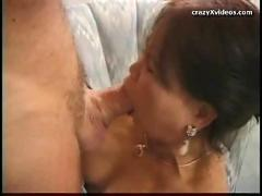 blowjob, mature, granny