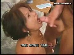 Midget granny anal