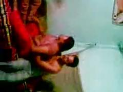 Bangladeshi cheating wife gangbang p2