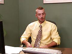 Jessie colter and troy collins fuck in the office