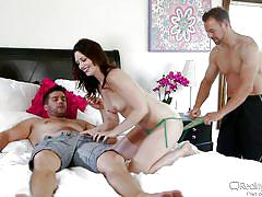 Sarah needs two cocks @ dp my wife with me #05