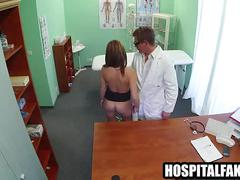 Young blonde patient gets fucked by her doctoepression during consultation 720 3