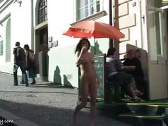 Hot public nudity compilation
