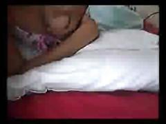 Sarah na webcam