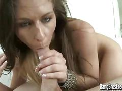 Rachel roxxx pretty wet pussy fucked good