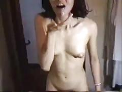 Alessandra cum swallowing compilation