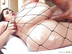milf, anal, big ass, outdoor, fishnet, oiled, tattooed, sexy lingerie, big wet butts, brazzers network, mick blue, mandy muse