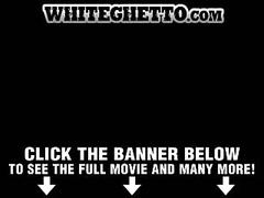 Whiteghetto interracial blowjobs and facials