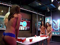 Watch sexy ladies strip on morning show @ season 1 ep. 545