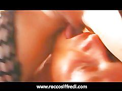 Rocco siffredi assfucks two chicks