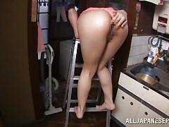 Japanese extreme masturbation