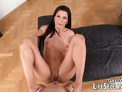 Wild babe alexa tomas gets her pussy slammed