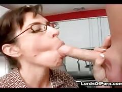 Crazy sex freak teacher drunna with big ass