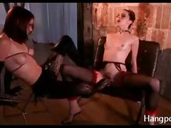Hot lesbian sex scenes with foot fetish