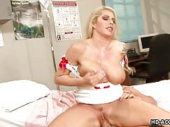Brooke haven sucks hot cock