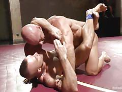 wrestling, naked, gays, fighting, naked kombat, kink men, jessie colter, mitch vaughn