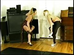 Venus delight facesitting catfight