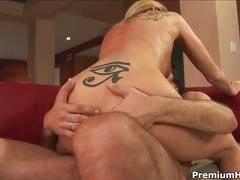 Darryl hanah backdoor and facial