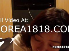 Korea1818.com - super sexy korean girl loves to suck and fuc