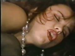 British slut vida garman in a solo scene