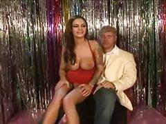 Angelina valentine fucking her devoted fan daniel