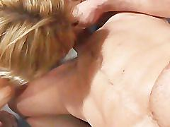 blowjob, blowbang, oral, dick-suck, cock-sucking, blonde, pornstar, cumshot, jizz, semen, natural-breasts, busty, big-tits