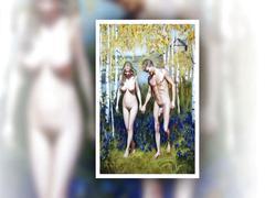 Old erotic art  5