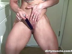 big tits, masturbation, toys, brunette, babe, dirtymuscle.com, adult-toys, busty, big-boobs, masterbation