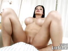 Sensual aletta ocean gets her pussy hammered