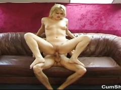 Nathalie north gets her sweet butt hole fucked.