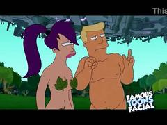 Futurama-porn-video