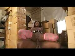 ebony, hardcore, anal, blowjob, threesome, cumshots, booty, butt, black-cock, pussy-licking