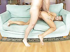 Sextreme, girl swallows a big cum cocktail #1