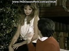 Vintage blonde fucked hard