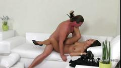 amateur, casting, hardcore, big cock, cumshot, brunette, riding, more