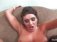 Shyla stylez puba girl threesome!