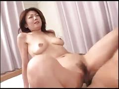 Japanese milf and young
