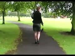 public nudity, stockings, upskirts