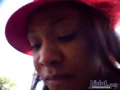 Adina gets a creampie
