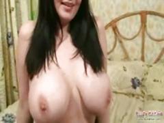 Big tied mature lady