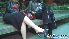 public, sucking, feet, fetish, oral, outdoors, more