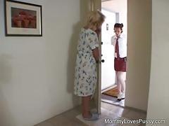 lesbian, mature, teen, teenager, toys, blonde, brunette, mommylovespussy.com, granny, old