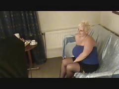 bbw, big boobs, british