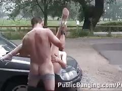 Sex public