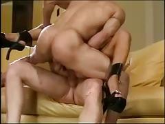 Gia jordan threesome