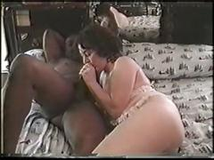 Shy wife having fun