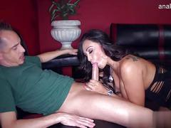 Big boobs pussy sucking
