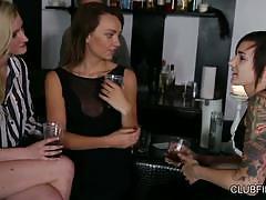 Nikki hearts threesome with carmen and skylar