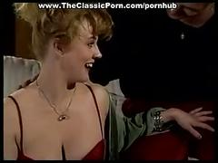 Exciting scene from classic sex movie